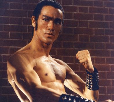 Bruce Lee push-up
