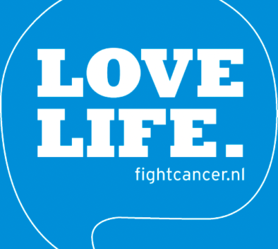 Fight cancer logo