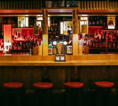 Duke of Tokyo bar mocktail