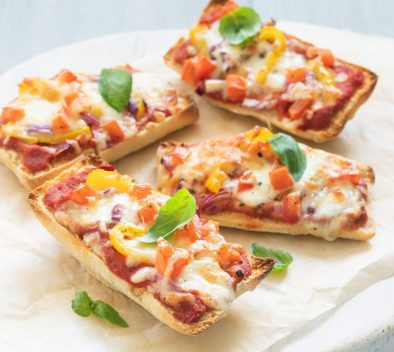 pizzabroodjes leuke recepten